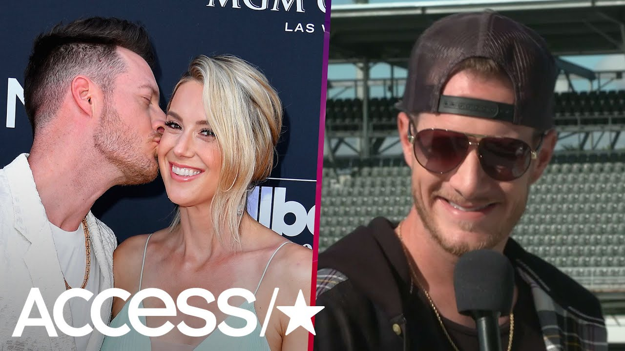 Florida Georgia Line's Tyler Hubbard Gives Props To 'Inspiring' Wife Hayley After Son Luca's Arrival