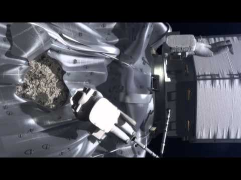 Asteroid Redirect Mission Concept Animation