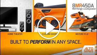 PRV Audio NEW Alto Series 8MR450A / 8