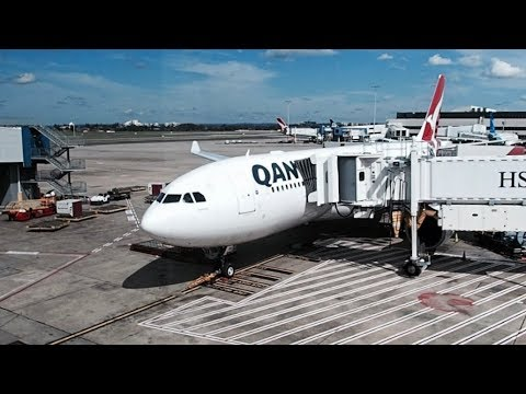 #terbangsesama | Connecting flight | A330-200 | Melbourne to Singapore flight review