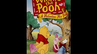 Digitized opening to Winnie the Pooh: A Valentine For You (USA VHS)