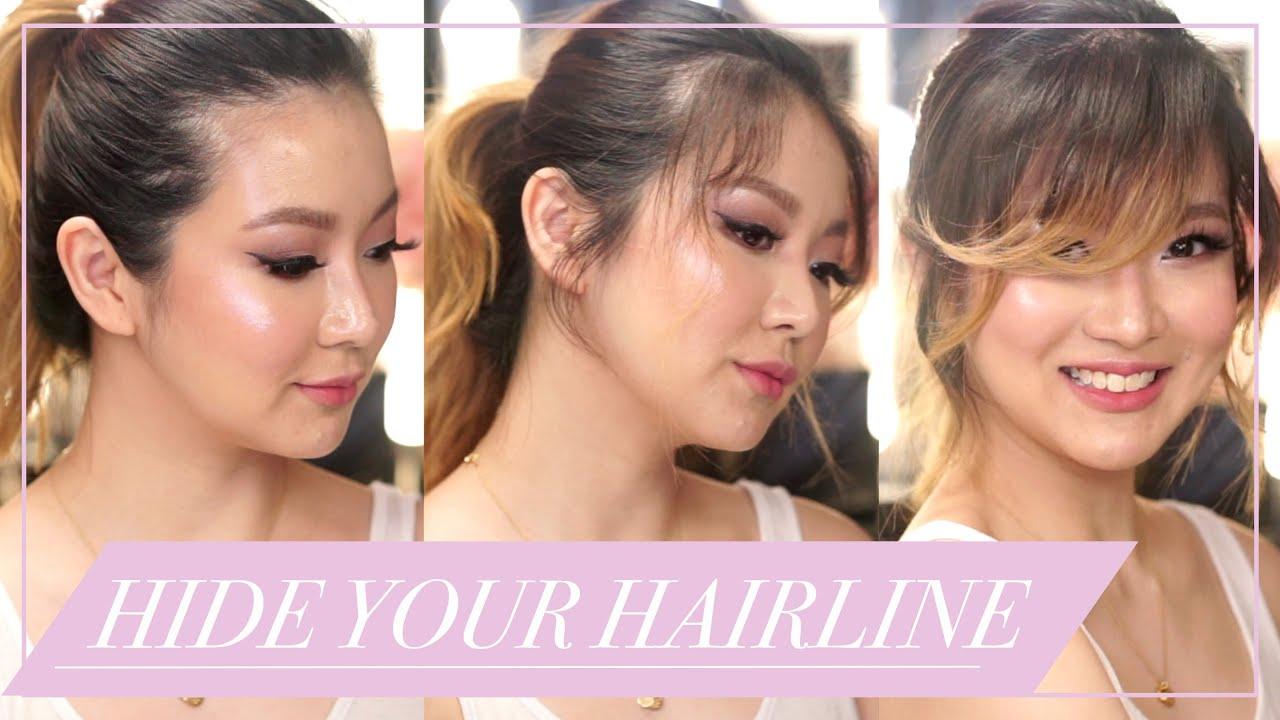 ROAD TEST: I CUT MY OWN HAIR ⎮ Korean Baby Hair & Bangs to Hide Balding⎮Emily Quak