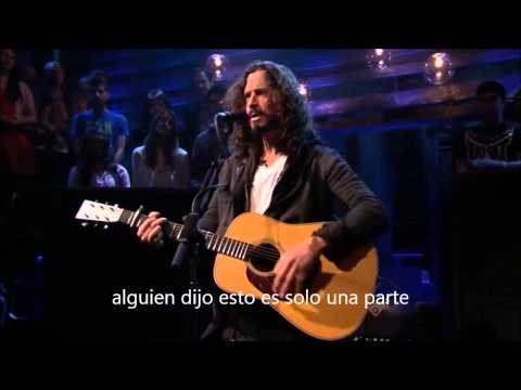 Chriss Cornell Redemption Song   Subtitulada