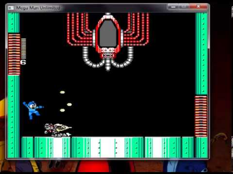 Megaman Unlimited Final (Zero)  Frustracion