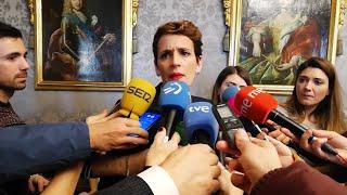 El Consejo de Diálogo Social de Navarra se reúne con el objetivo de acordar un Plan de Empleo