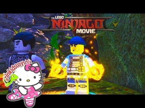The LEGO Ninjago Movie Video Game Shark Army Thug Unlock Location ...