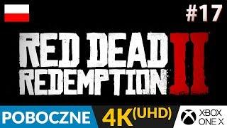 RED DEAD REDEMPTION 2 PL  #17 (odc.17 Bonus)  Występ w Saint Denis i piosenka Polki