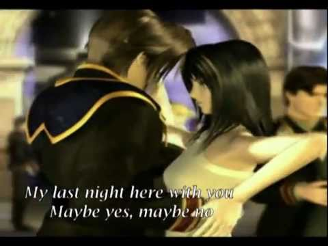 FF8 - Eyes On Me karaoke with backing vocals