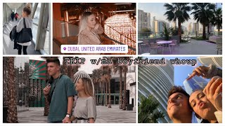 1st DUBAI VLOG w/ma bebe whuuu, HOTEL CHECK, DUBAI CITY WALK (anders schn uff)