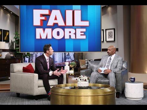 Start Failing More || STEVE HARVEY