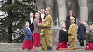 Праздничный концерт посвященный Дню Победы. Май 2021 год.