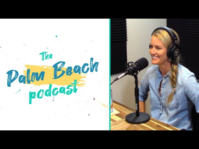 Palm Beach Podcast #10 - Carly Mejeur - Artist