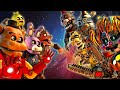 [FNAF SFM] Avengers Animatronics VS. Salvaged (Five Nights At Freddy's)