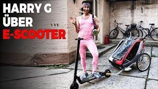 Harry G über E-Scooter