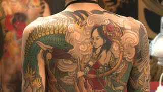 Tattoo lovers descend on Hong Kong for convention