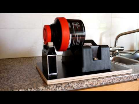 DIY Film Developer Rotation Equipment