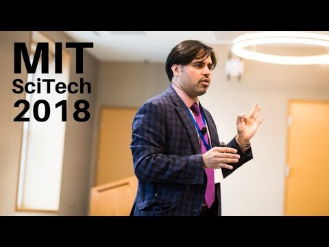 Wasif Syed | Cultivating Entrepreneurial Middle East | MIT Science & Technology Conference 2018