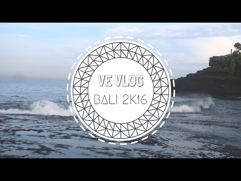 My FIRST VLOG in BALI !
