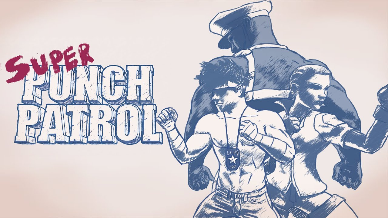 Super Punch Patrol release trailer