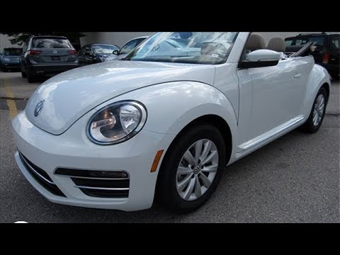 2019 Volkswagen Beetle Convertible Baltimore MD Parkville, MD #O9506175 - SOLD