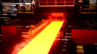 essar steel plate mill and pipe mill hazira