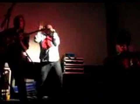 Jason Forrest band - live at Lab