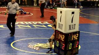 AIA Arizona wrestling FInals Prescott AZ 2010