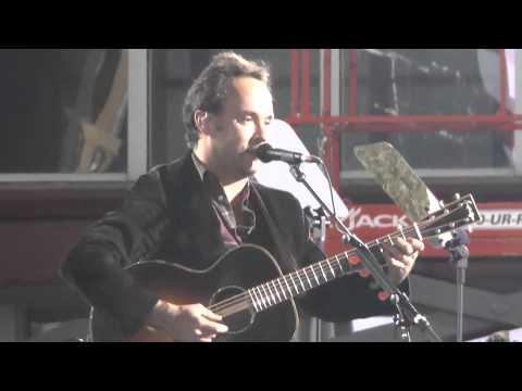 Dave Matthews - Mercy - Aurora - 2012