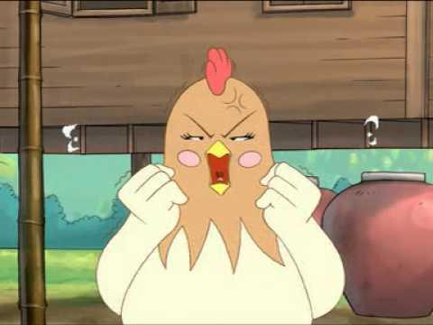 นิทานอีสป หญิงหม้ายกับไก่