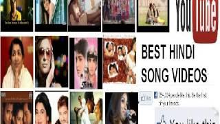 Best Hindi Movie Songs In Youtube