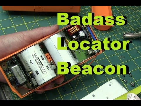 BOLTR:  Emergency Personal Locator Beacon