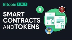 Smart contracts and tokens - Bitcoin 101