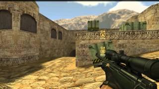 Обзор игры «Counter-Strike Nexon: Zombie»