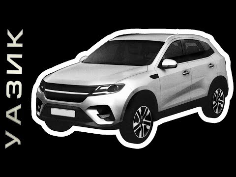Выходит Новый УАЗ кроссовер Секретные снимки прототипа уазика и тюнинг УАЗ