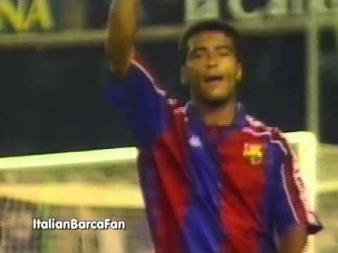 Fc Barcelona - Real Sociedad 3-0  1993-1994