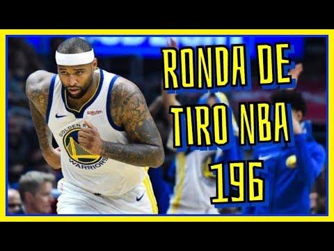 RONDA DE TIRO NBA 196 - COUSINS VUELVE Y MUCHOS RUMORES NBA