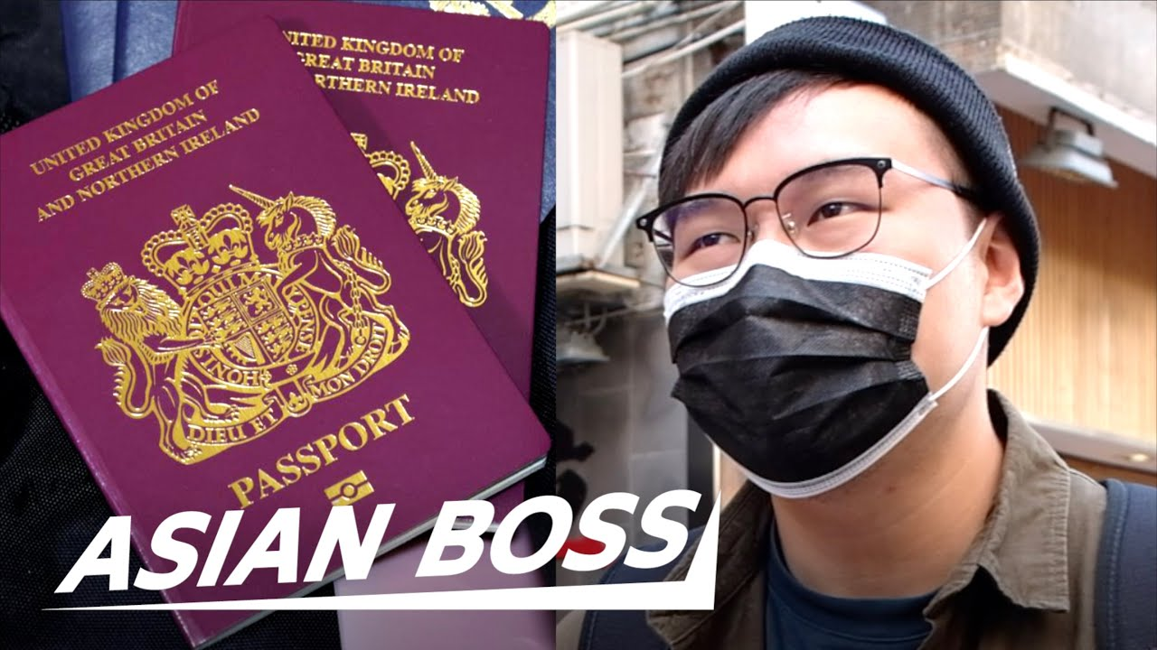 Do Hong Kong People Want UK Citizenship? | STREET INTERVIEW