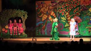 Alice in Wonderland jr - HFCS 2012