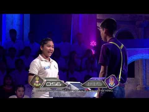 """""""ดวลวาทะ The Arena Thailand"""" Ep.12 รอบชิงชนะเลิศ หอวัง-กรุงเทพคริสเตียนฯ"""