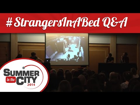 Strangers In A Bed Film Screening Q&A with Charlie McDonnell at SitC 2014