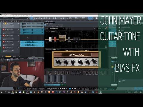 Sound Like John Mayer with BIAS FX