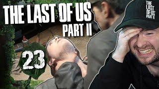 Von HINTEN überrascht! 🧟 THE LAST OF US PART II #23