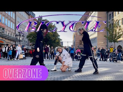 [KPOP IN PUBLIC GERMANY] CHUNGHA (청하) - BICYCLE   OVERZONE thumbnail