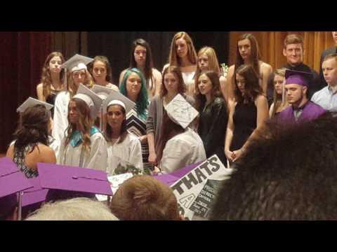 Little Falls High School NY Graduation
