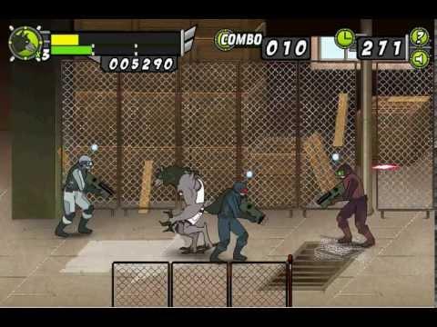 วีดีโอการเล่นเกม Ben 10 Omnitrix Unleashed เบนเทน ปลดปล่อยออมนิตริกซ์