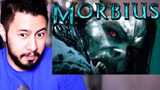 MORBIUS | Teaser Traİler | Reaction | Jared Leto, Adria Arjona, Jared Harris, J.K. Simmons