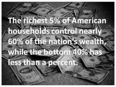 Poverty in America a Social Class