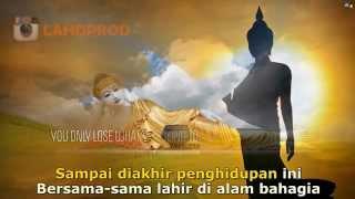 Lagu Buddhist Gatha pelimpahan jasa