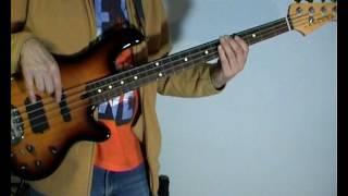 The Sweet - Ballroom Blitz - Bass Cover