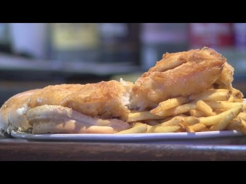 When Lent Begins, Fish Fry Sales Go Up